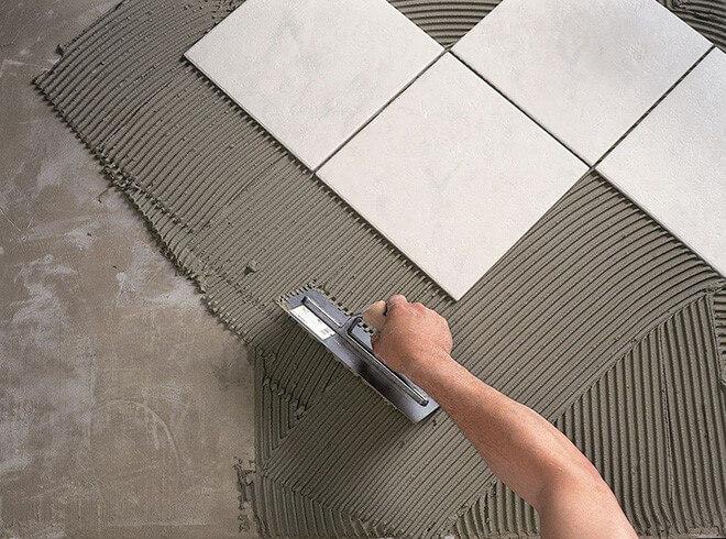 Gạch ốp lát được dùng trong xây dựng